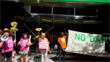 Two TD Bank branches shut down for funding the Dakota Access Pipeline