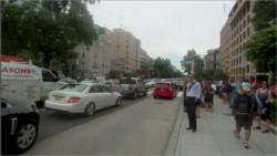 Metro Safe Track traffic mess Day 1