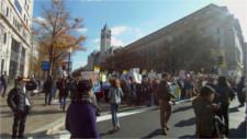 March against the Black Snake, the Dakota Access Pipeline
